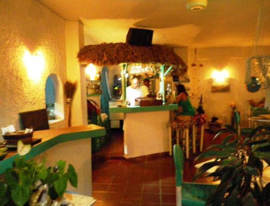 La Hacienda Grill & Bar: La Hacienda Restaurant Bar Grill House in Samana