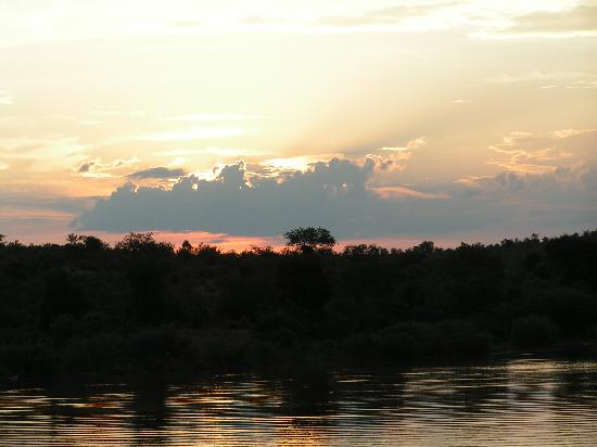 Arimagham Guest House: Sunset on the Olifants River