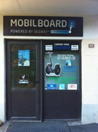 Mobilboard Morzine