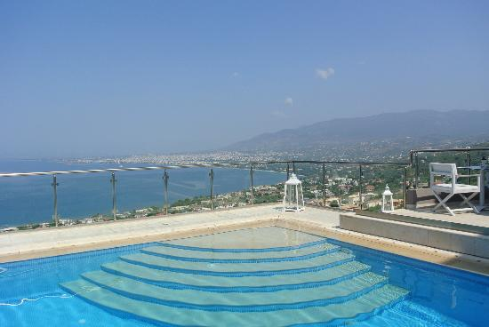 Belvedere Hotel: Views during the day