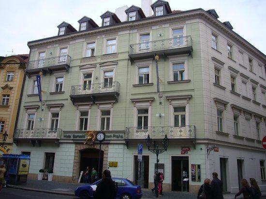 Bohemica Old Town: Fassade