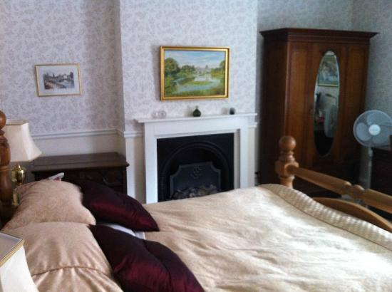 Newbegin House: Bedroom
