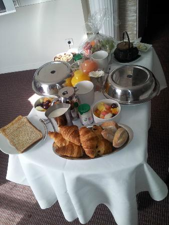 Sofitel Brussels Europe: our amazing breakfast!!!