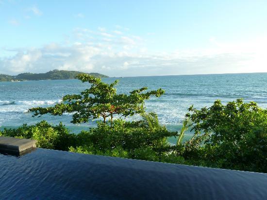MAIA Luxury Resort & Spa: Beautiful view every morning
