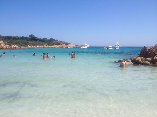 Arzachena, Italia: spiaggia del principe