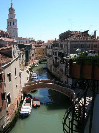 B&B San Marco : La vista dalla camera da letto