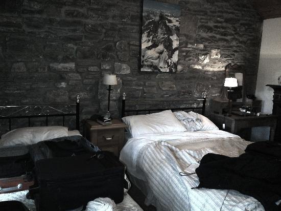 Druid Cottage : Il bagno