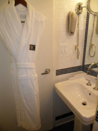Hotel Chandler: Bathroom room 1032