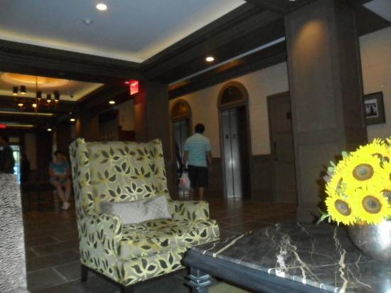 Hotel Chandler : Lobby