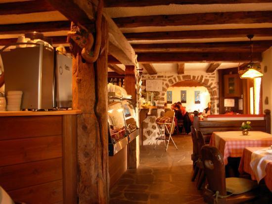 Gasthaus Lobishof: interno