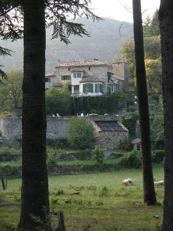 Domaine de Bussas: View from circular walk
