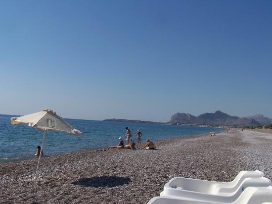 Dessole Lippia Golf Resort: Spiaggia