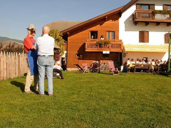 Gasthaus Lobishof: prato relax