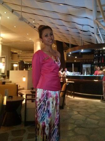Hilton Phuket Arcadia Resort & Spa: ดูแลเราเป็นอย่างดี
