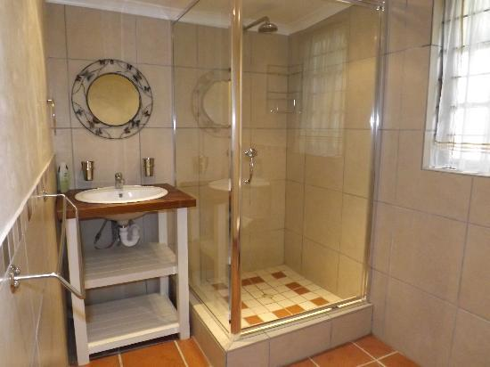 Masescha Country Estate: Birdsong Shower Room