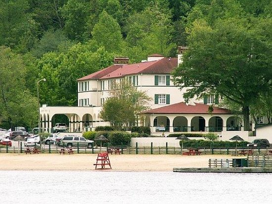 Lake Lure, NC: The Inn