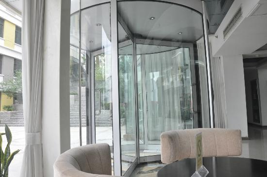 My el Qingdao: Lobby