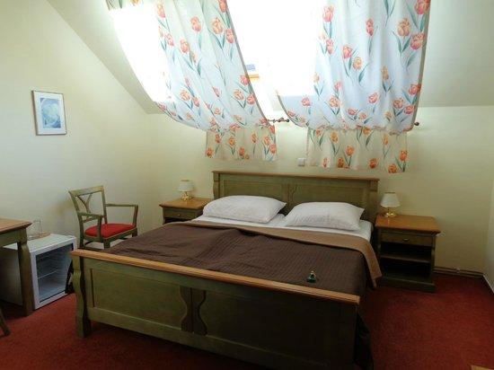 Hotel Augustus et Otto : suite