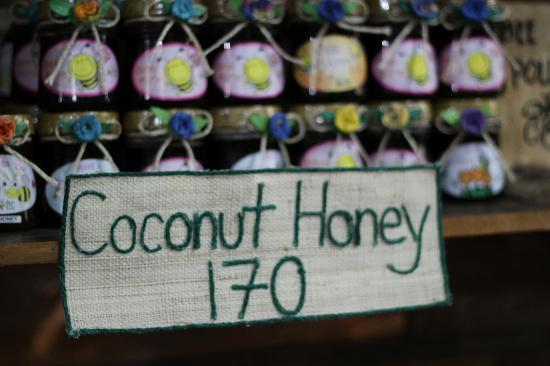 Bohol Bee Farm: coconut honey