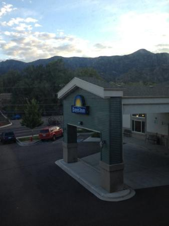 Days Inn Manitou Springs: view