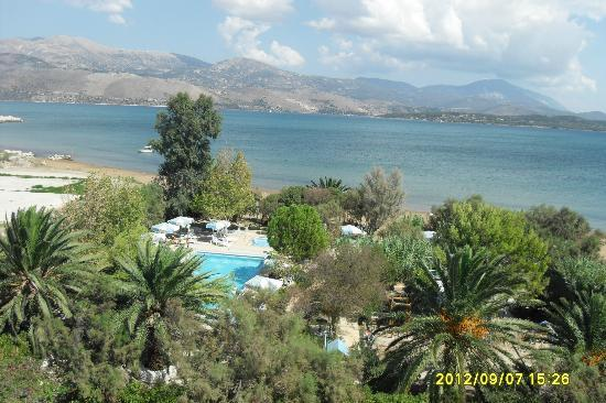 Hotel Summery: the view from the rooms - simply breathtaking