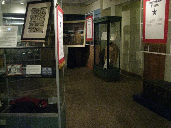Rehoboth Beach Museum : World War II exhibit