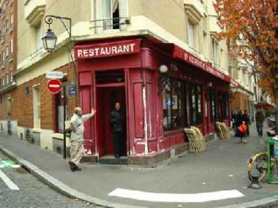 Paris la butte aux cailles tripadvisor - Restaurant buttes aux cailles ...