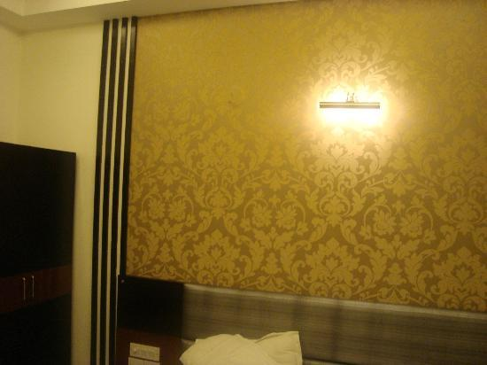 Hotel Delhi Aerocity: Interior Room styling view