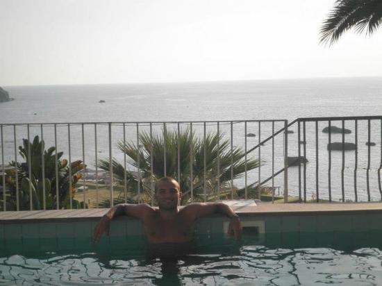 Hotel Citara : Vista dalla piscina