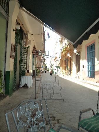Torrelavega: terraza