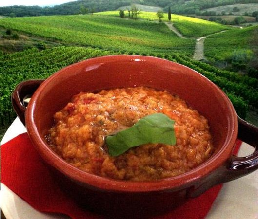 Soloperpassione osteria tipica toscana: la Pappa al Pomodoro