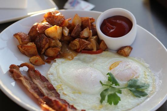 Jamaica Bay Inn: Ontbijt American Style