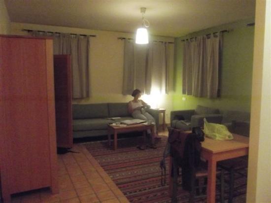 ad vineas Gästehaus Nikolaihof: Lounge