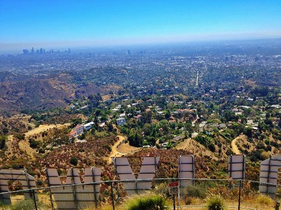 Griffith Park: Hollywood Sign