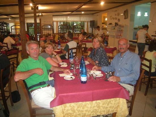 Hotel Giardino: Sala da pranzo