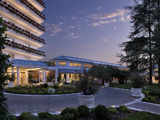 Hotel Terme Tritone Thermae & Spa: ingresso