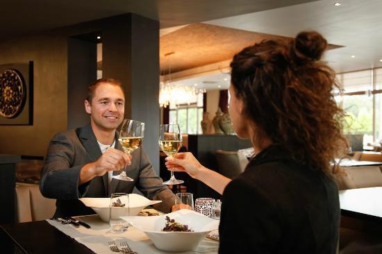 Bussloo, Holandia: Restaurant Intens