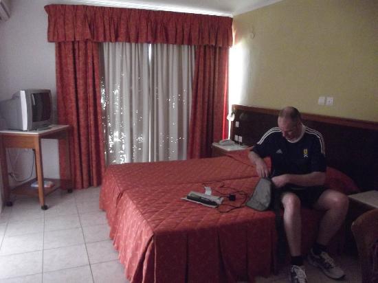 Costa Blu Hotel & Suites: Double Room