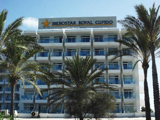 Iberostar Bahia de Palma : L' Hôtel