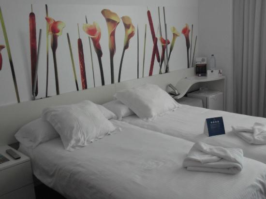 Iberostar Bahia de Palma : La Chambre