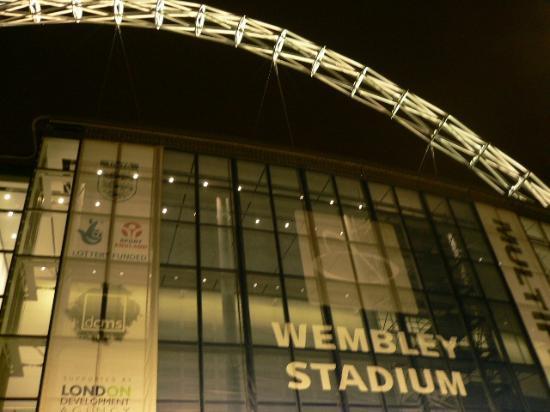 The Brent Hotel: Wembley Stadium