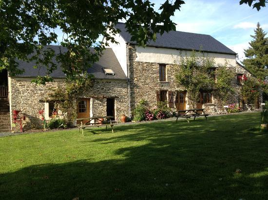 La Beauconniere: accommodation