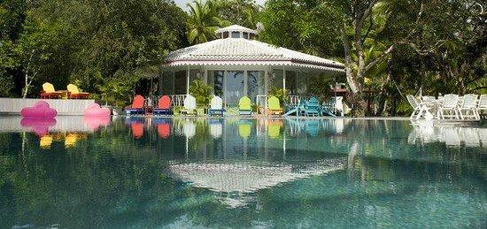 Portobelo, Panama: Infinity Pool