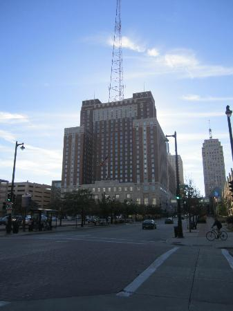 Hilton Milwaukee Downtown: hotel