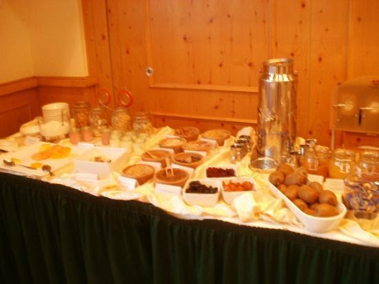 Hotel am See: Breakfast