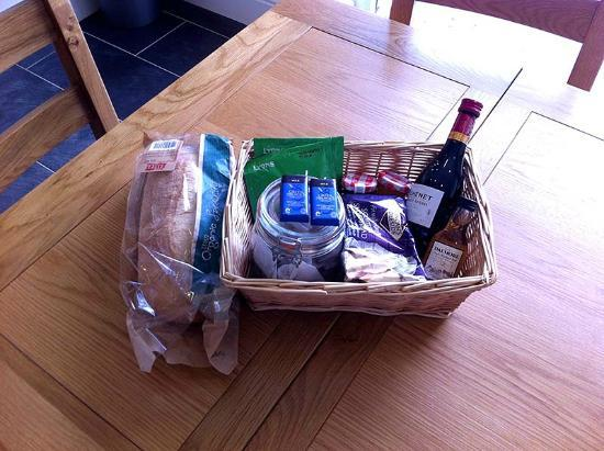 Highland Farm Cottages: Welcome pack