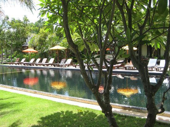 ฟิชเชอร์แมน วิลเลจ รีสอร์ท: The pool. The Good.