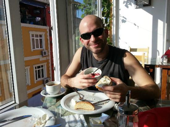 Tulip Guesthouse: Desayuno