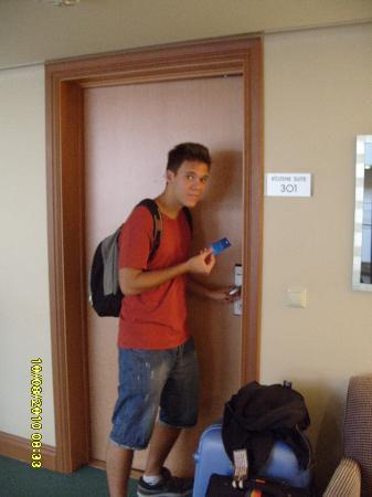 Radisson Blu Ridzene Hotel: La nostra suite