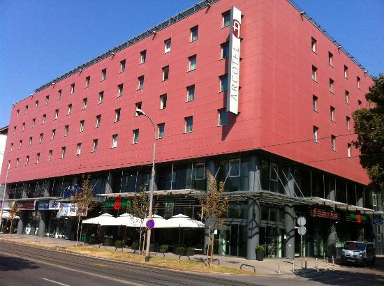 Arcotel Allegra Zagreb: Arcotel